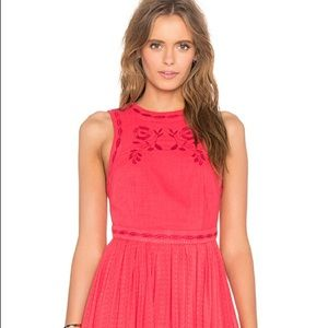 Free People Birds of a Feather Dress. NWT.